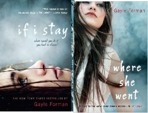 If I Stay By Gayle Forman Book