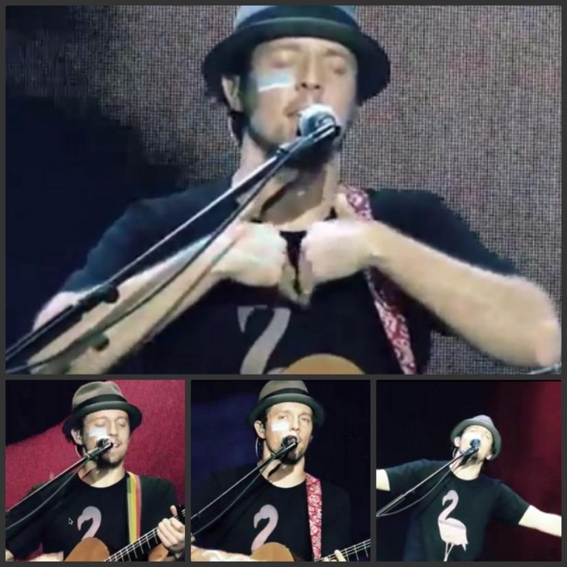 Jason Mraz Manila Concert 2013