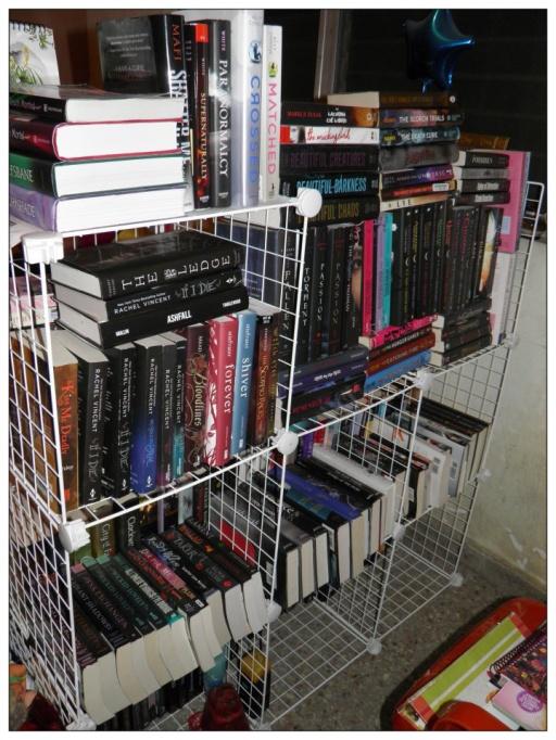Alba's Books