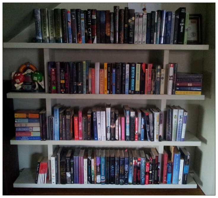 Louisse left shelf
