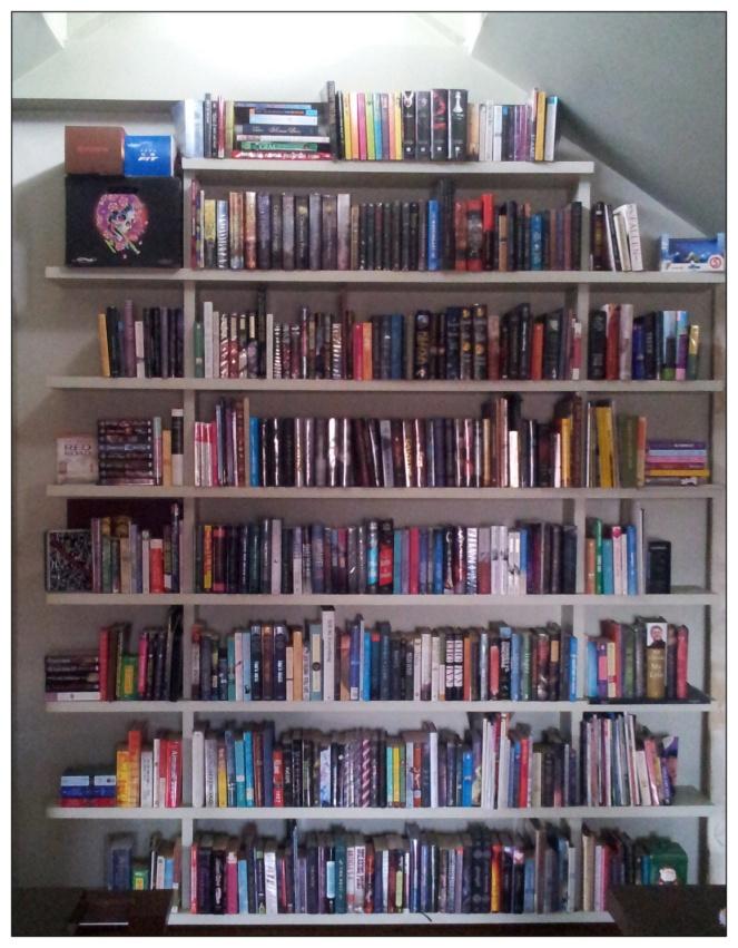 Louisse Middle shelf