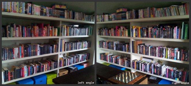 Louisse right shelf
