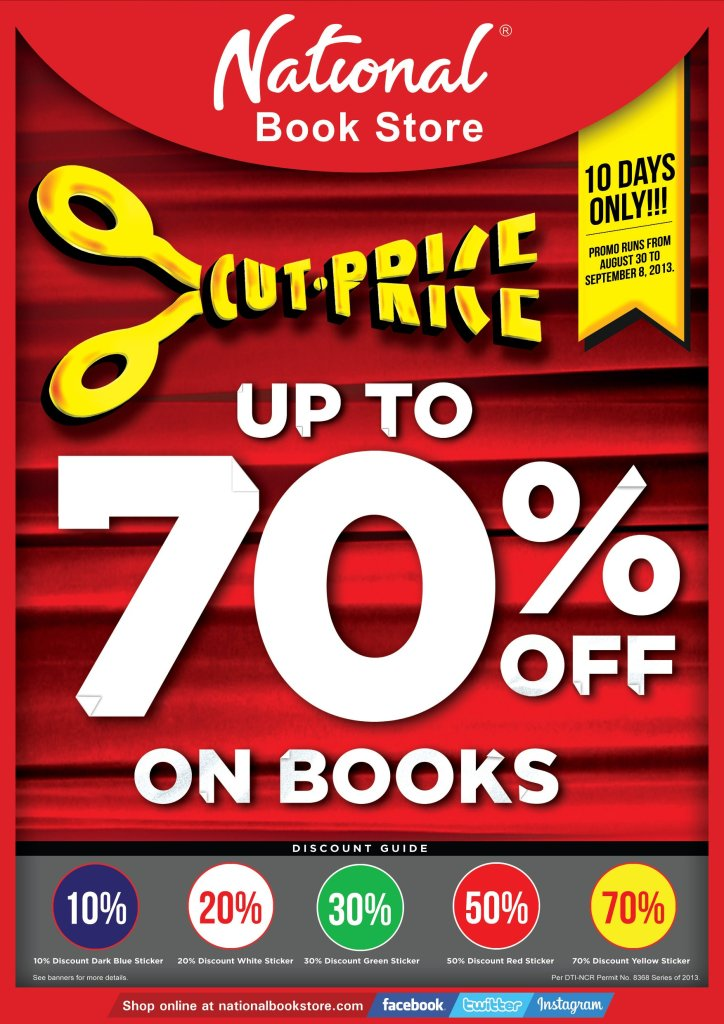 NBS Cut Price 2013