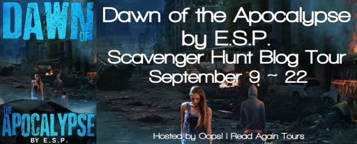 Dawn of the Apocalypse Tour Banner