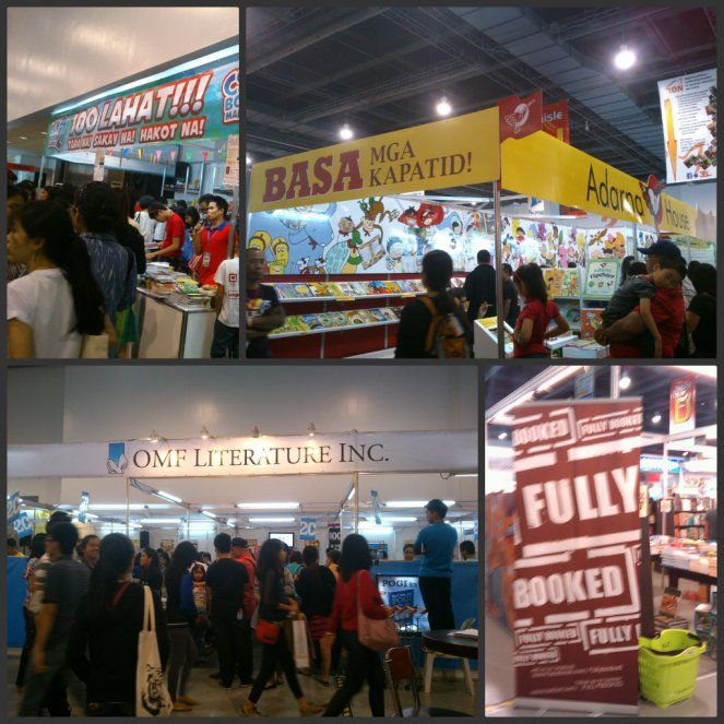 MIBF 2013 Booths 1