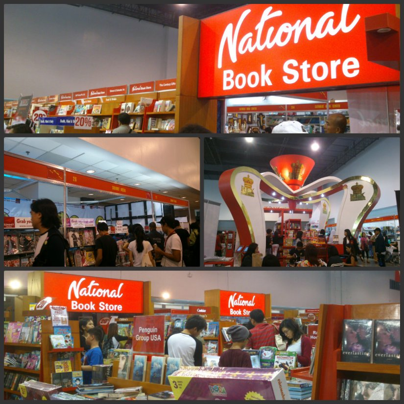 MIBF 2013 Booths