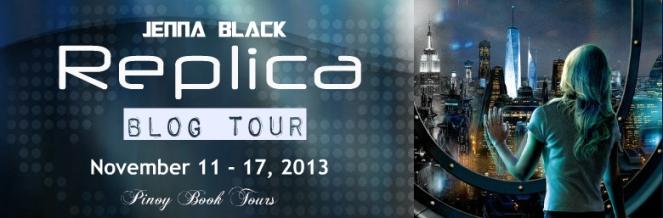 Replica Blog Tour Banner