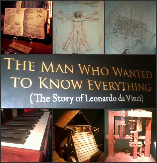 The Vinci The Genius Exibit 1