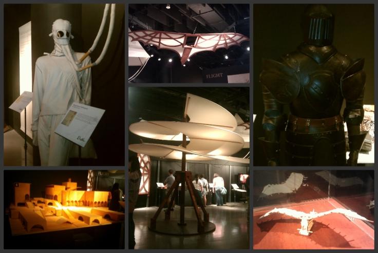 The Vinci The Genius Exibit 2