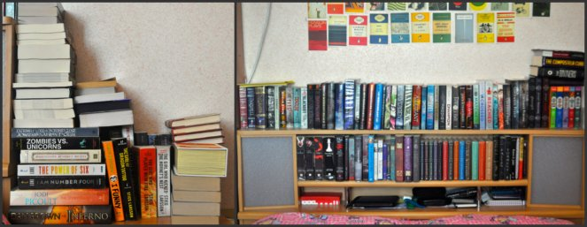 Kayla's Bookshelves1
