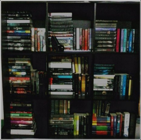 Kazhy's Bookshelf