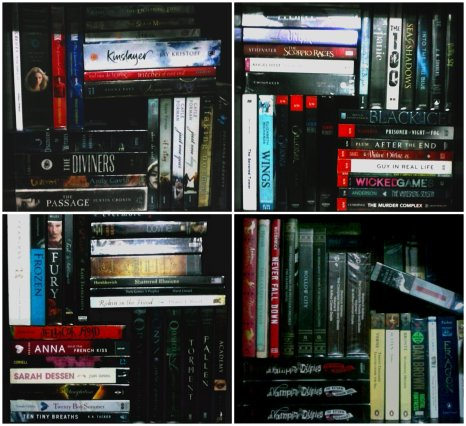 Kazhy's Bookshelf1