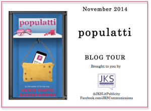 Populatti Virtual Book Tour