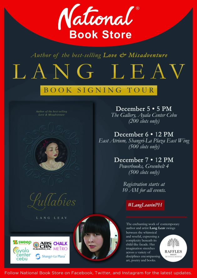 Poster - Lang Leav