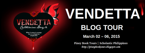 Vendetta Blog Tour Banner