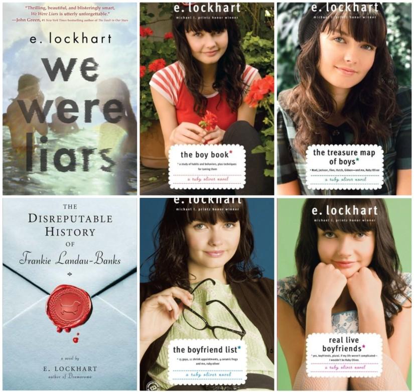 Lockhart's Books