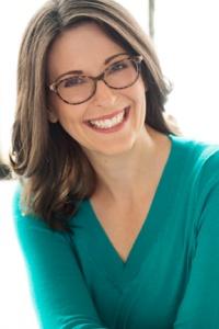 Author Amanda Heger
