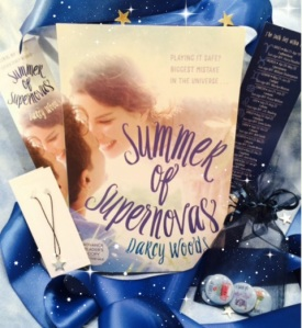 Summer of Supernovas Giveaway