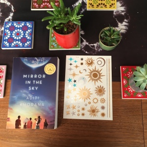 Mirror In The Sky Giveaway Prizes