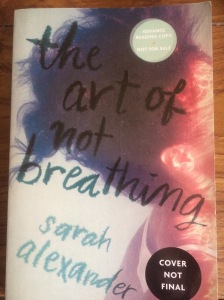 The Art of Not Breathing_ARC
