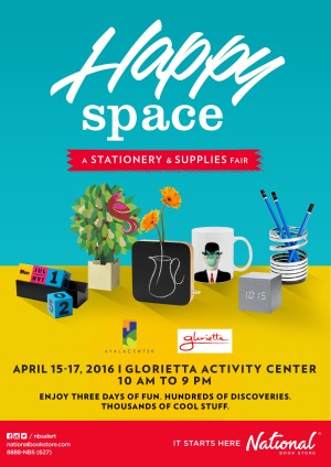 Poster - Happy Space