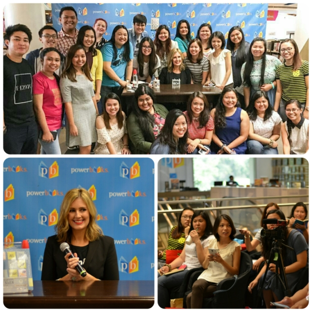Blogger's Forum with Jennifer Niven