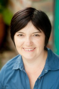 Author Clare Fayers