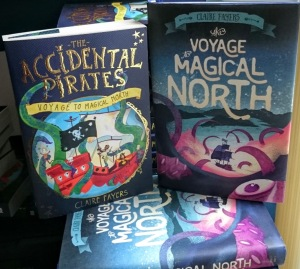 Giveaway The Voyage to Magical North